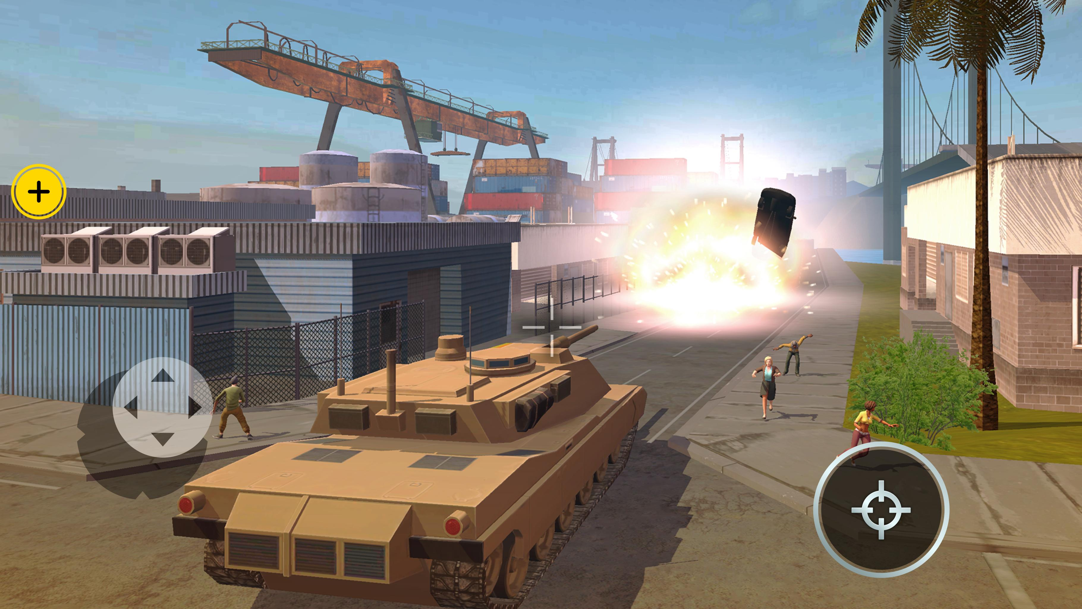 The Grand Wars: San Andreas for Android - APK Download