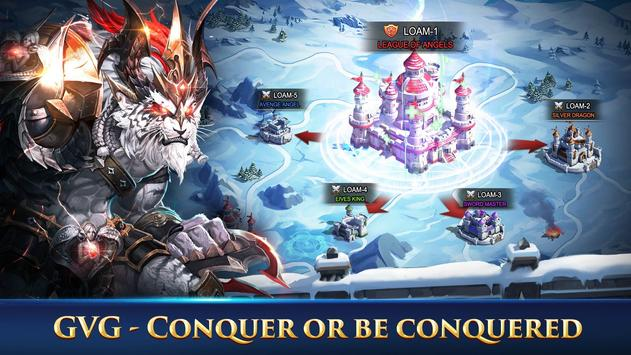 download game league of angels paradise land mod apk