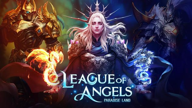 League of Angels - Paradise Land poster