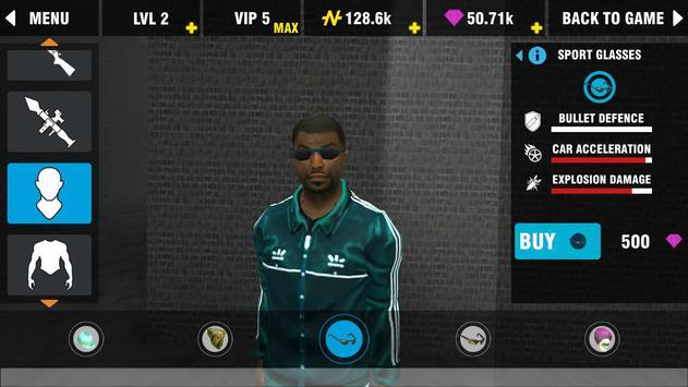 Real Gangster Crime تصوير الشاشة 2