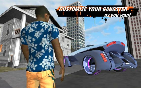3 Schermata Real Gangster Crime
