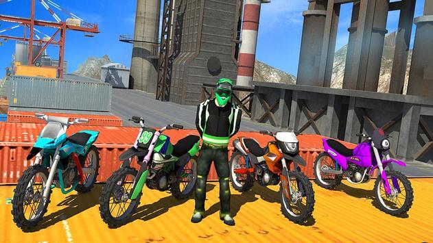 Bike Stunt Challenge screenshot 2