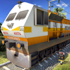 Indian Train Driving 2019 icône