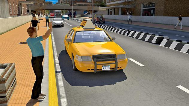 Taxi Sim 2019 screenshot 4