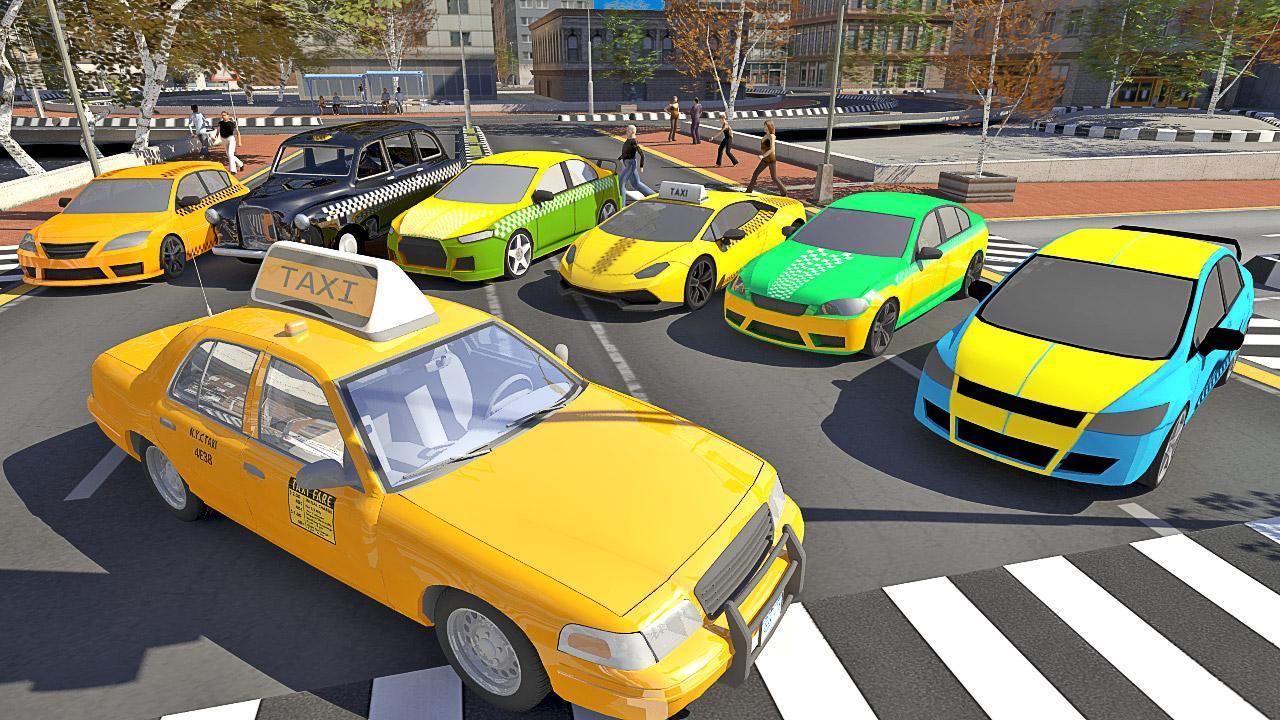 Taxi Sim 2019 2