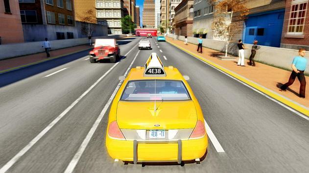 Taxi Sim 2019 poster