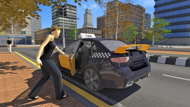Taxi Sim 2019 screenshot 1