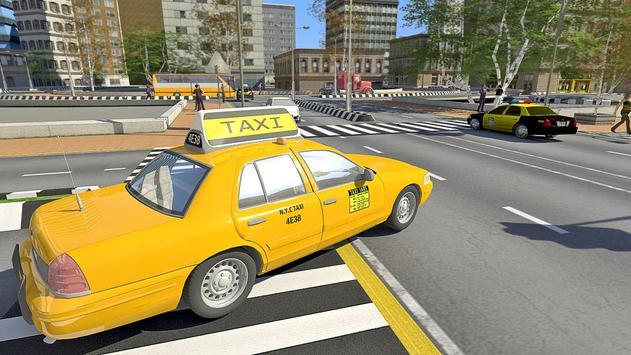 Taxi Sim 2019 screenshot 6