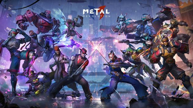 Metal Revolution imagem de tela 5