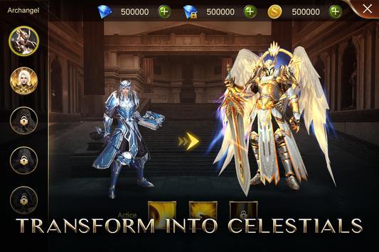 Era of Celestials captura de pantalla 6