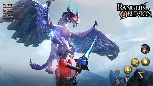 Rangers of Oblivion poster
