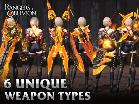 Rangers of Oblivion captura de pantalla 14