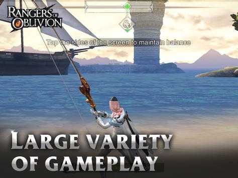 Rangers of Oblivion captura de pantalla 10