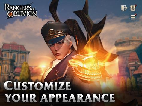 Rangers of Oblivion captura de pantalla 11