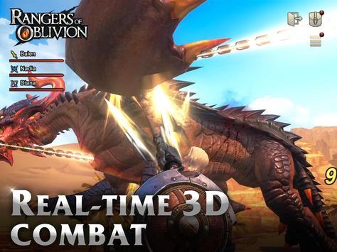 Rangers of Oblivion screenshot 13