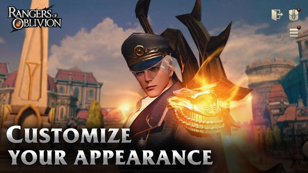 Rangers of Oblivion captura de pantalla 5