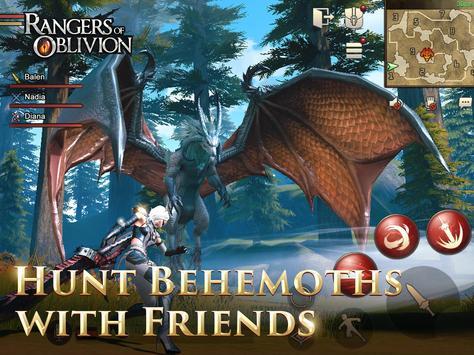 Rangers of Oblivion скриншот 5