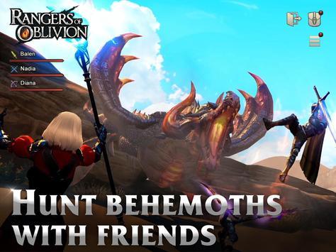 Rangers of Oblivion captura de pantalla 6