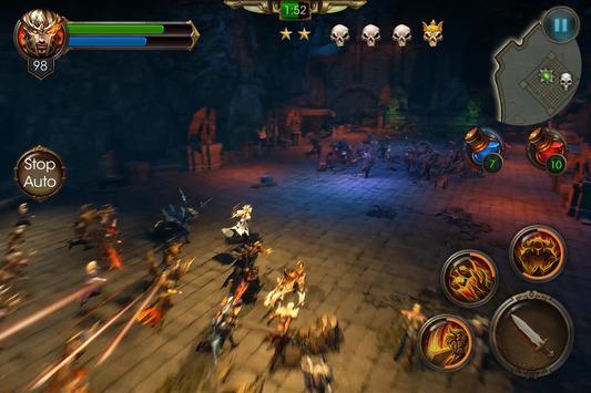 Legacy capture d'écran 11