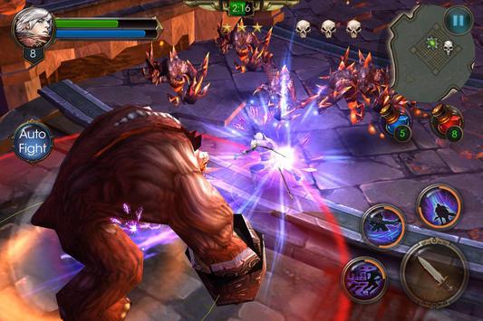 Legacy capture d'écran 8