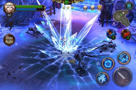 Legacy capture d'écran 10