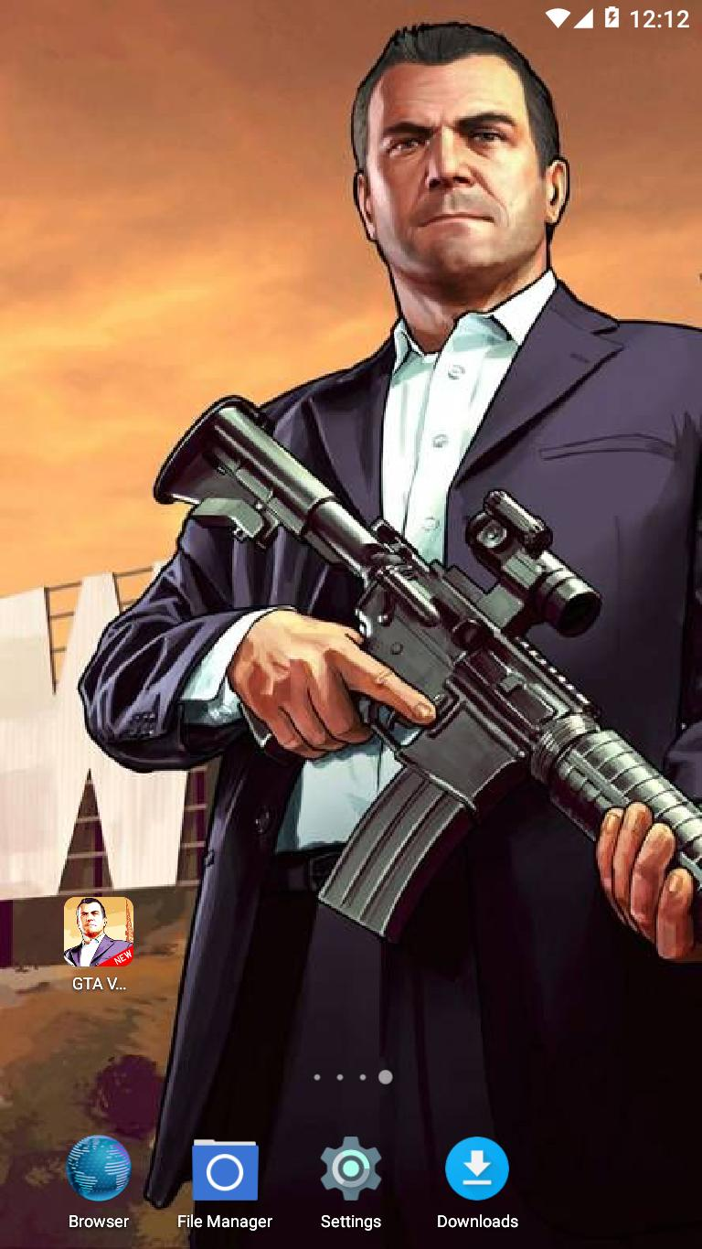 GTA 5 GAME ART WALLPAPER for Android ...