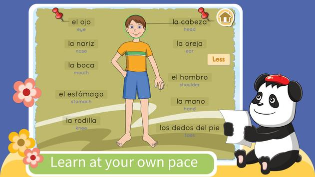 Kids YAY - Learn Spanish screenshot 3