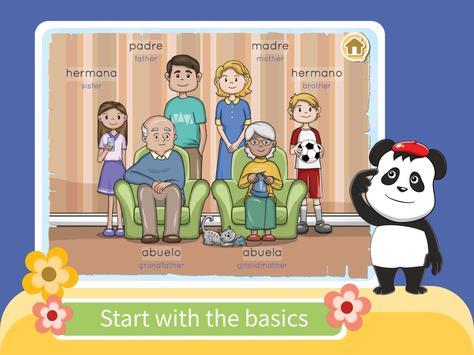 Kids YAY - Learn Spanish screenshot 8