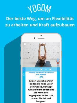 YOGOM - Yoga easy gratis Screenshot 12