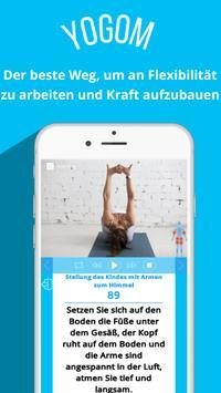 YOGOM - Yoga easy gratis Screenshot 2