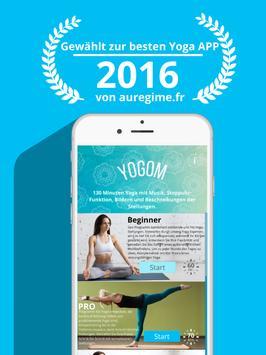 YOGOM - Yoga easy gratis Screenshot 5