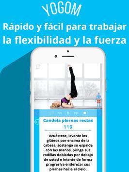 YOGOM - Yoga gratis captura de pantalla 7