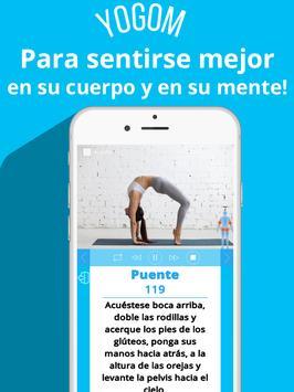 YOGOM - Yoga gratis captura de pantalla 6
