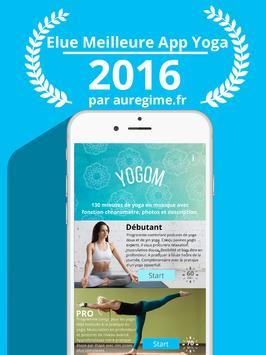 YOGOM - Yoga gratuit illustré screenshot 10