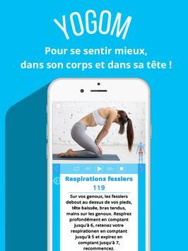 YOGOM - Yoga gratuit illustré screenshot 11