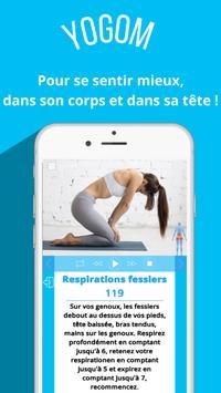 YOGOM - Yoga gratuit illustré screenshot 1