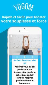 YOGOM - Yoga gratuit illustré screenshot 2
