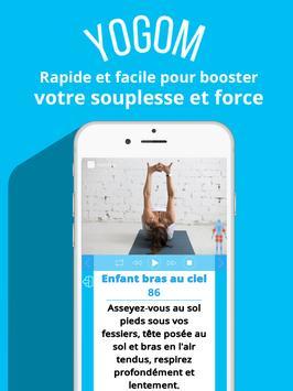 YOGOM - Yoga gratuit illustré screenshot 8