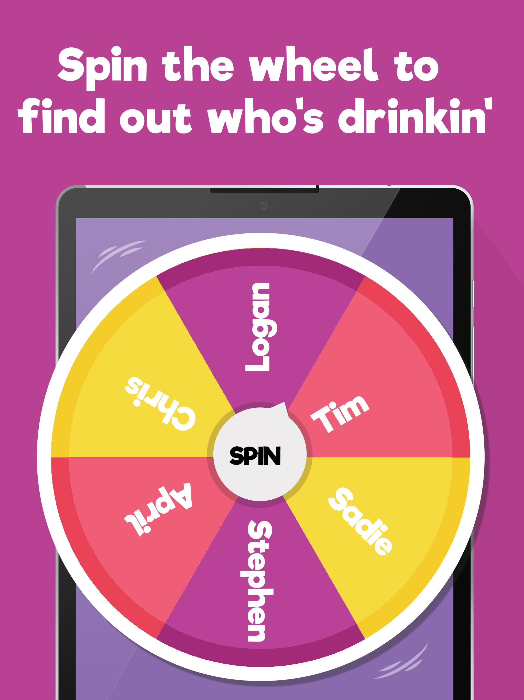 Drink Roulette 🍻 Drinking Games app for Android - APK Download