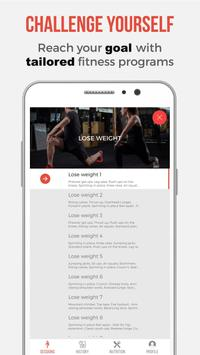 101 Fitness - Personal coach and fit plan at home screenshot 1