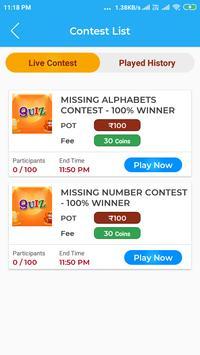 Top Quiz Trivia - Earn Real PayTM Money screenshot 1