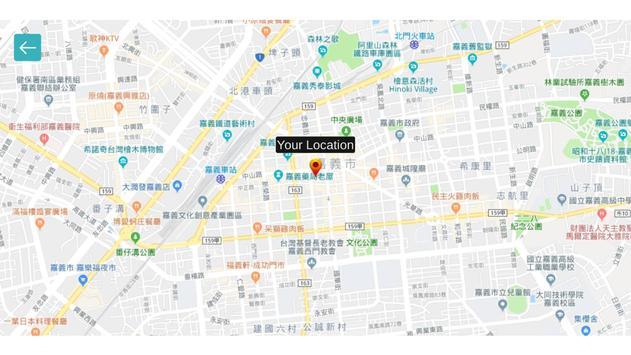 鄉基寶MR_GPS screenshot 2