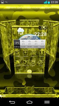 Next Launcher MilitaryY Theme screenshot 4