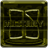 Next Launcher MilitaryB Theme icon