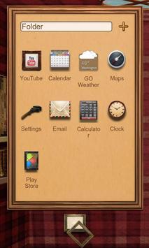 ZEngland Next Launcher Theme screenshot 2