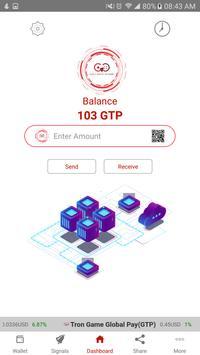 GTP Wallet screenshot 5