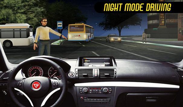 Crazy Taxi Car Driving Game: City Cab Sim 2020 screenshot 12