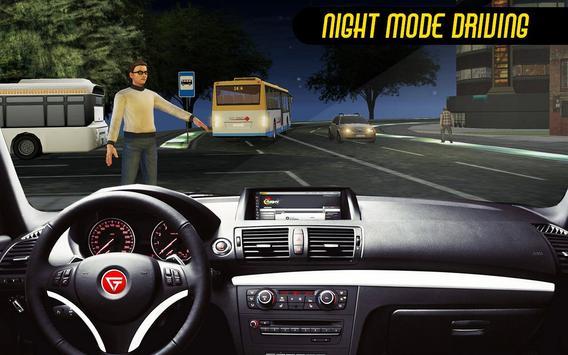 Crazy Taxi Car Driving Game: City Cab Sim 2020 screenshot 6