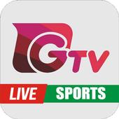 Gtv Live Sports icon