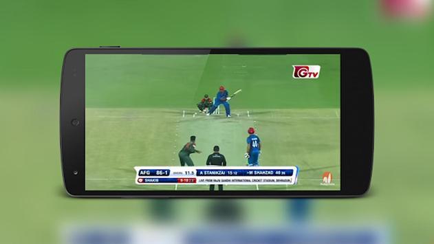 Gtv Live Sports screenshot 2
